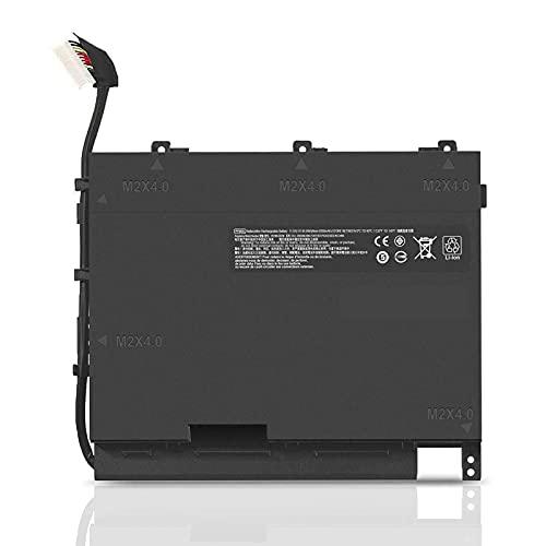 YXXM PF06XL - Batería de repuesto para portátil HP Omen 17 GTX 1060 17-w100ng 17-w101ng 17-w104ng 17-w106ng 17-w106ng HSTNN-DB7M