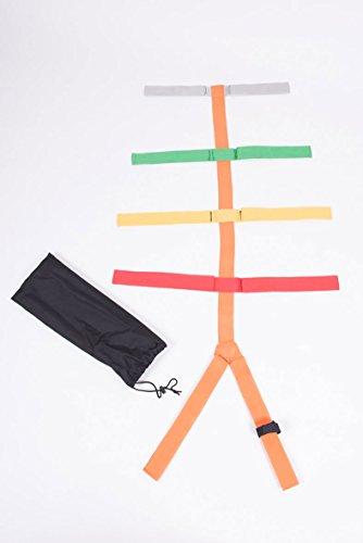 Gurtsystem Spiderstrap - Spineboard - Gurtspinne - MIH - medical