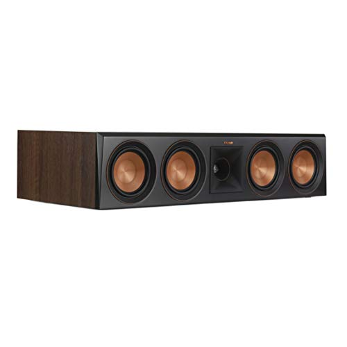 Find Cheap Klipsch RP-504C Center Channel Speaker (Walnut)