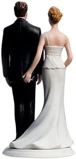 Weddingstar The Love Pinch Bridal Couple Figurine, Caucasian Couple