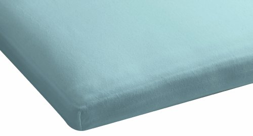 Beddinghouse Jersey Topper hoeslaken / 140 * 200/210 cm/Light Blue