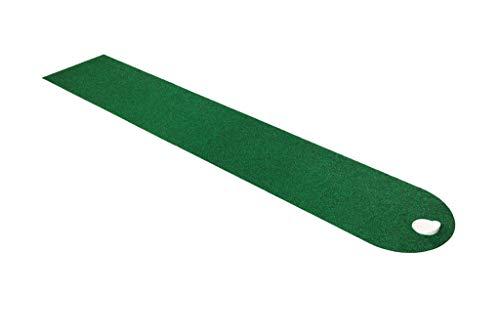 PUTT-A-BOUT The Par 1 '360' Putting Mat, Green, 18-Inch x 8-Feet (57P1808930)