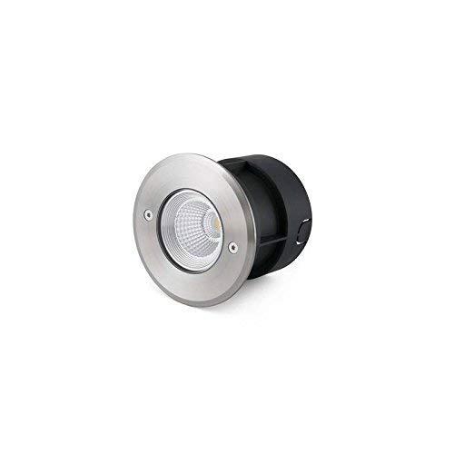 FARO BARCELONA 70588 Suria-3 LED Lampe encastrable INOX 24°