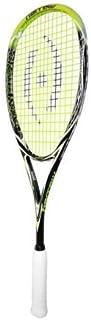 Harrow Vapor Squash Racquet (Black/Lime/White) [Misc.]