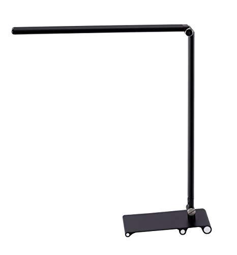 BLACK+DECKER VLED1822BLK-BD Metal Dimmable LED Desk Lamp with Adjustable Color Temperature