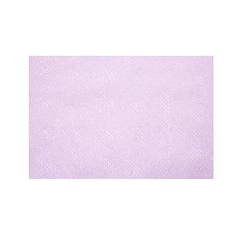 FATO 25 pezzi Tovaglie ristorante tessuto non tessuto, coprimacchia tavolo 100x100 cm in TNT, ideali anche per confezionare i fiori in vari colori Shade lilla