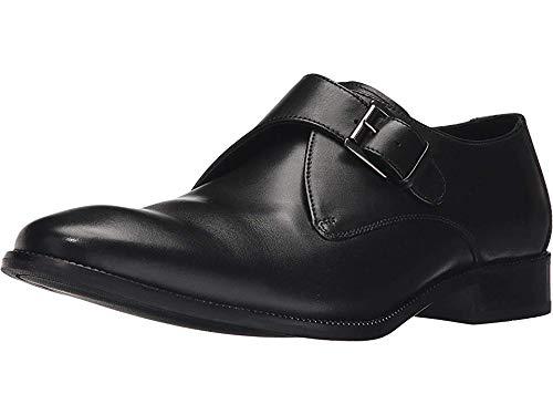 Cole Haan Men's Williams II Monk-Strap Loafer, Black, 10 Medium US