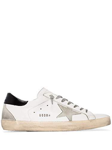 Golden Goose Luxury Fashion Uomo GMF00102F00031810220 Bianco Pelle Sneakers   Autunno-Inverno 20