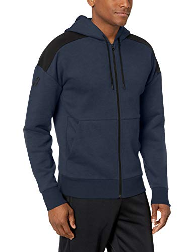 Peak Velocity Mediumweight Fleece Full-Zip Loose-fit Hoodie - Chándal Hombre