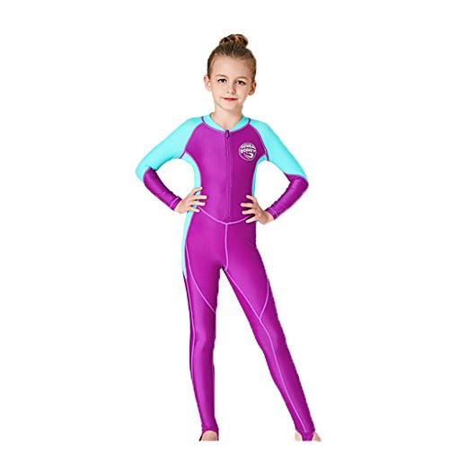 Kind Sonnencreme Badebekleidung, LeeMon Kinder Toddler Reactor Spring Neoprenanzug Schnorcheln Overall Kurzarm Taucheranzug Einteilige Badebekleidung