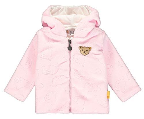 Steiff Baby Jacke Mäd.Bär Print Größe: 080 Farbe: rosa