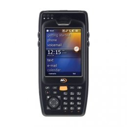 M3 Mobile OX10-1G RFID 3.5' 640 x 480Pixeles Pantalla táctil 332g Negro ordenador móvil industrial - PDA (8,89 cm (3.5'), 640 x 480 Pixeles, LCD, 512 MB, MicroSD (TransFlash), 4096 MB)