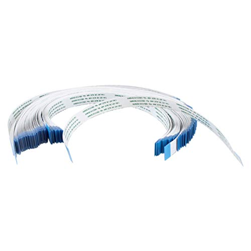 New Lon0167 100 Pcs Featured 24 Pins AWM reliable efficacy 20798 80C 60V VW-1 0.5mm Pitch Flexible Flat Cable FFC 250mm(id:a82 43 db d6e)