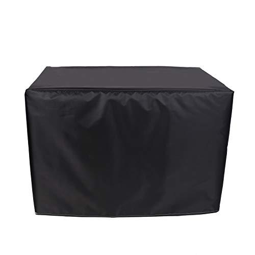 YUOPL Fundas para muebles de exterior de 155 x 115 x 65 cm, impermeable, para muebles de jardín, rectangular, apilable, no se decolora, resistente al viento, varios tamaños