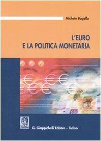 L'Euro e la politica monetaria
