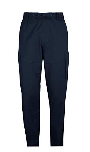 SEA BARRIER Pantalone Uomo TASCONI Elastico Art CHIR Taglie Forti