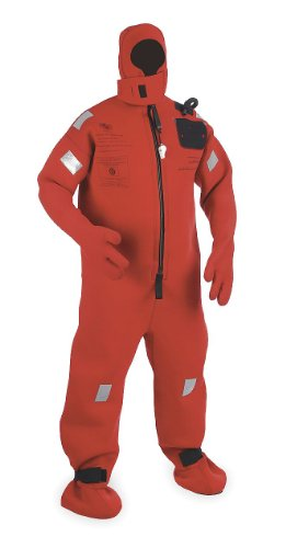 Read About Cold Water Immersion Suit, Size Universal