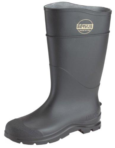 Norcross Anti-Skid Boots - Size 12, Black