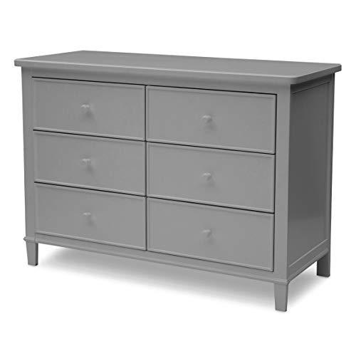 Why Should You Buy Delta Children Haven 6 Drawer Dresser, Grey