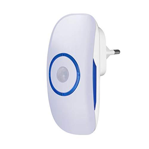 SHX Deng1 led-nachtlampje, kastje, mini-lichaam, inductie, lichtbediening, ladder, magnetische wandlamp, nachtlampje