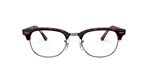 Ray-Ban Unisex RX5154-5911-51 Brillenfassungen auf Rezept, Mehrfarbig, 51