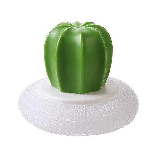 Adesign Cepillo de Lavado Multiusos - Baño de Servicio Pesado, Cocina, Alfombra, Piso, baño y Cepillo de Limpieza para el hogar (Color : A)