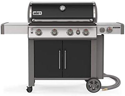 Top 10 Best weber 3 burner gas grill Reviews