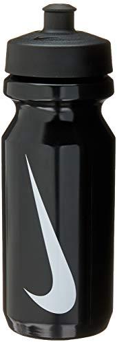 Nike 9341/2 Gourde à Ouverture Large 0 Noir/Blanc