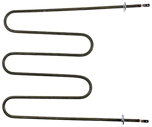 Heizkörper Heizkreise: 1 750 W 230 V L: 310 mm B: 250 mm Pizzaofen Heizelement Heizspirale für Cookmax, RM-Gastro