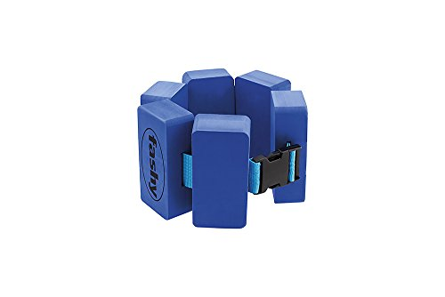 Fashy Schwimmgürtel für Erwachsene, Blau, One Size
