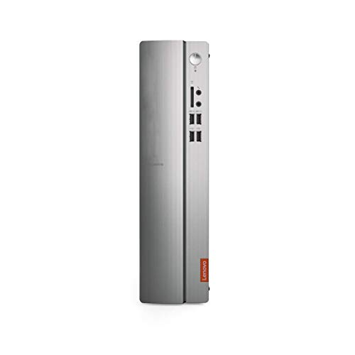 Lenovo IdeaCentre 310S Slim Desktop PC (AMD A9-9425, 256GB SSD, 8GB RAM, AMD Radeon R5 Grafik, Windows 10 Home) schwarz inkl. Tastatur + Maus