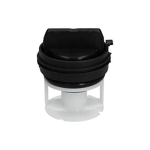 LUTH Premium Profi Parts Sieb Flusensieb Pumpe Waschmaschine für Bosch Siemens Constructa Neff 614351 00614351 Deckel Stopfen Filter