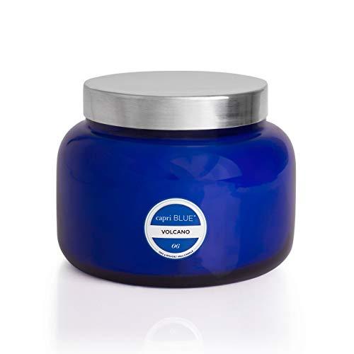Capri Blue Jumbo Candle - 48 Oz - Volcano - Blue