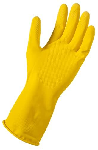 Soft Scrub Latex Gloves (2 Pack), Small