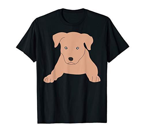 Hunde Welpen Design | Süßer Hund Hundehalter Geschenkidee T-Shirt