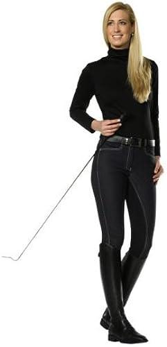 PFIFF-Pantalon d'équitation Jean pour Femme et