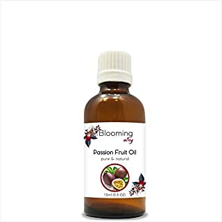 Passion Fruit Oil 100% Natural Pure Undiluted Uncut Essential Oil 15 ML By Blooming Alley