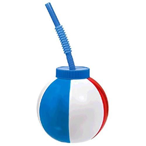 Amscan Beach Ball Party Sippy Cup, 19.5 oz.