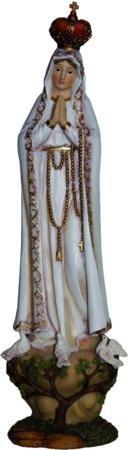 Virgen Fatima, 32cm