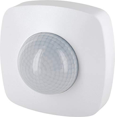Aufputz Infrarot Bewegungsmelder 360° 230V - mit Dämmerungssensor - Reichweite 20m - LED geeignet ab 1W-2000W