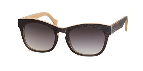 MUNICH ART FRAMES Gafas de sol unisex Luis Black Brown Sun