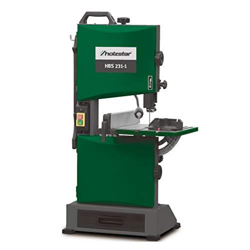 Holzstar Holzbandsäge HBS 231-1 Bandsäge ideal f. Modellbauer Heimwerker 5902423