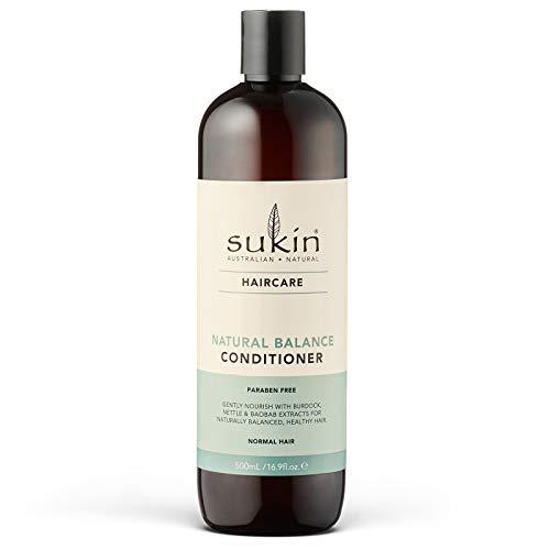 Sukin Australian Natural Sukin Spülung natürliche Balance, Sukin Natural Balance Conditioner, 500 ml
