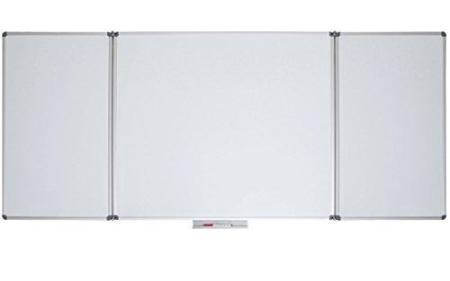 MAUL 6458284 Whiteboard Klapptafel 100x150