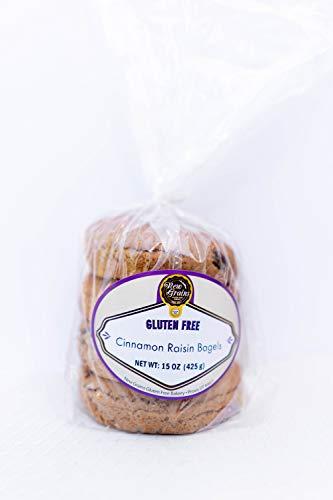 New Grains Gluten-Free Cinnamon Raisin Bagels