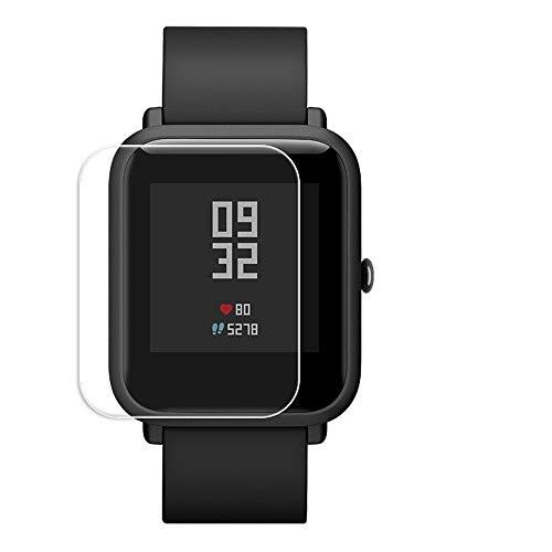 3 X Películas Protetora Para Relógio Xiaomi Huami Amazfit Bip