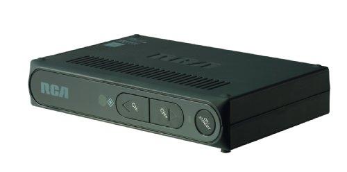 RCA DTA-800B1 Digital To Analog Pass-through TV Converter Box