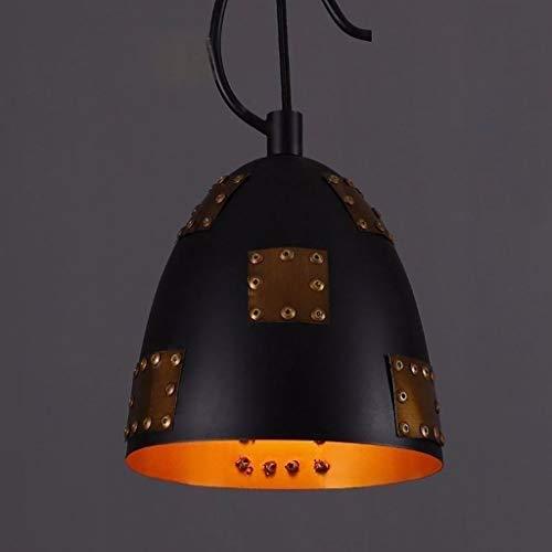 Lyuez eenvoudige creatieve kinderkamer bedlampje slaapkamer werkkamer ronde bol kroonluchter glas hoofddecoratie plafondlamp creatieve smeedijzeren retro pot kroonluchter