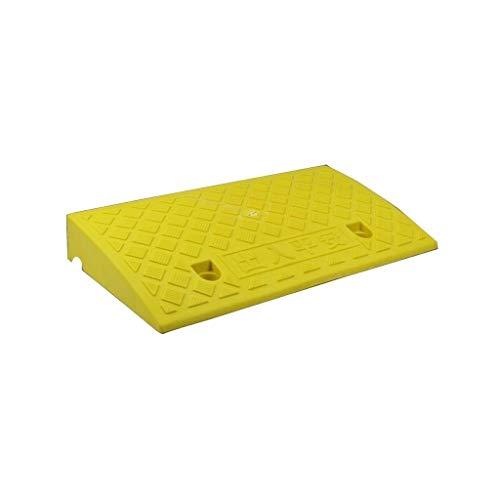 Patio Step Pad, kunststof anti-slip hellingrap kinderwagen trolley uphill mat tuin park curb helling 7-10,6 cm