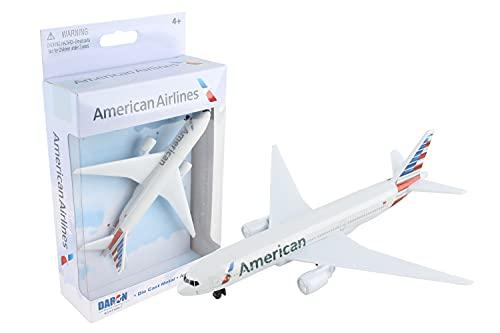Daron American Airlines Single Plane , White